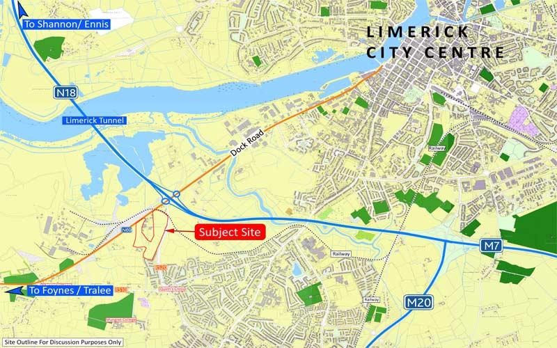 Mungret Limerick City Bannon
